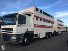 Camion remorque DAF CF85 510 bétaillère occasion