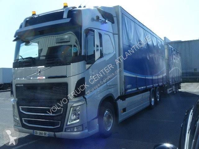 Voir les photos Camion remorque Volvo FH 540