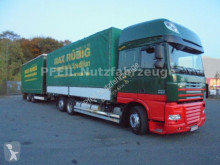 Camion remorque DAF XF105-460 SSC- Jumbo- Intarder- 7,15 - 7,82 rideaux coulissants (plsc) occasion