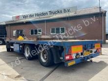 Remolque caja abierta Floor FLA 19B | Platform | 19.280kg Payload
