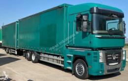 Camião reboque cortinas deslizantes (plcd) usado Renault Magnum 480.26