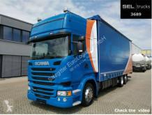 Camion savoyarde Scania R R 450/Retarder/Standklima/Hubdac