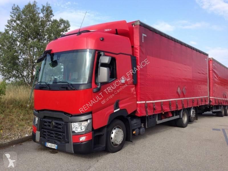 Voir les photos Camion remorque Renault Gamme T 480 P6X2 LOW 26T E6