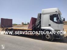 camion remorque porte engins Renault