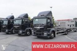 Használt BDF nyerges vontató és pótkocsi MAN TGM 15.290