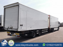 Box trailer truck SUSELBEEK MA2-18