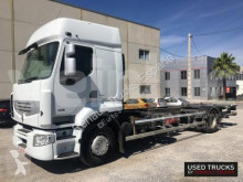 Camion remorque usado Renault Premium