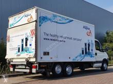 Ciężarówka z przyczepą nc 750 PLUS B furgon używana