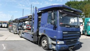 DAF CF75 360 trailer truck used car carrier