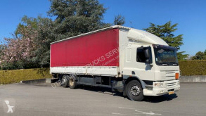 DAF CF75 FAN 310 trailer truck used tautliner