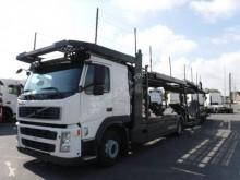 Camión remolque portacoches usado Volvo FM12 420
