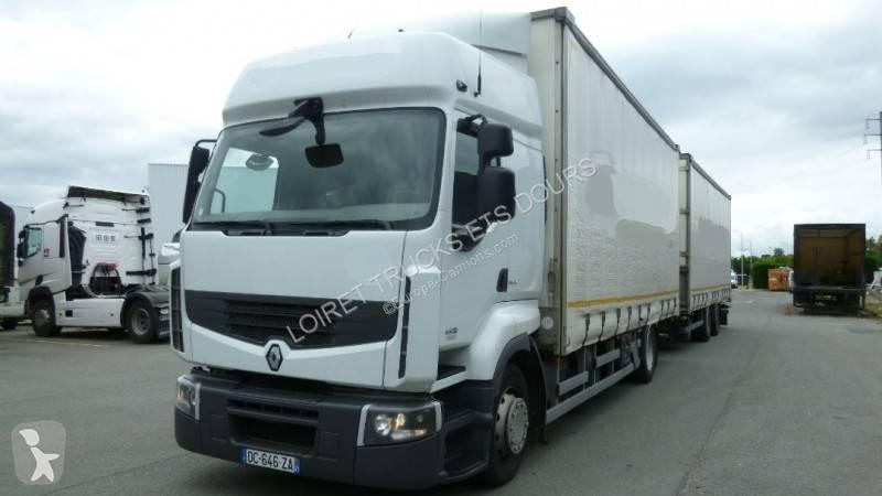 Voir les photos Camion remorque Renault Premium 460 EEV