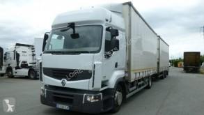 Camion remorque Renault Premium 460 EEV rideaux coulissants (plsc) occasion