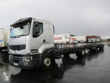 Renault chassis trailer truck Premium Lander 460 DXI