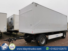 Remorque fourgon Krone DRYLINER back doors