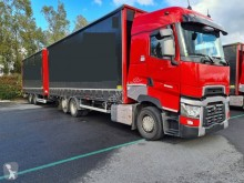 Renault Gamme T 480 trailer truck used tautliner
