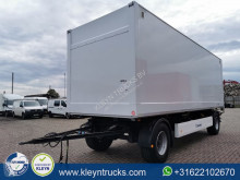 Remorque Krone DRYLINER back doors fourgon occasion