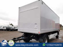 Krone DRYLINER back doors 59tkm! trailer truck used box