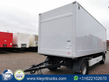 Remorca Krone DRYLINER back doors furgon second-hand