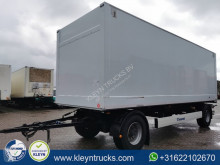 Krone DRYLINER back doors trailer used box