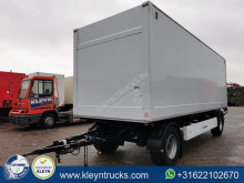 Krone box trailer DRYLINER back doors
