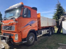 Camion remorque Volvo FH 460 Globetrotter benne occasion