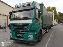 Lastbil med släp Iveco Stralis 260 S 48 BDF begagnad