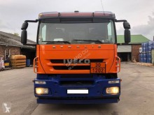 Iveco Stralis AD 190 S 42 K trailer truck used oil/fuel tanker