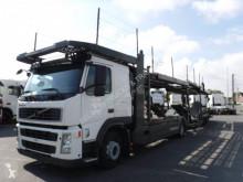 Camion remorque Volvo FM12 420 porte voitures occasion