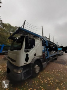 Renault Premium 420 DCI trailer truck used car carrier