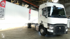 Camion remorque porte containers Renault Gamme T 460.19 DTI 11