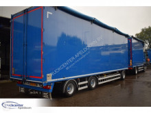 Camion remorque 110 m3 Walking floor + DAF CF 85 - 410
