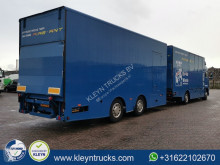 Box trailer truck MXD.218