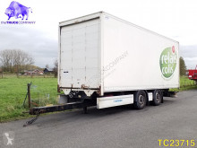 Camion remorque fourgon Krone Closed Box