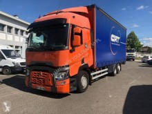 Renault Gamme T 460 P6X2 E6 trailer truck used tautliner