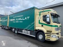 Renault Premium 380.26 S trailer truck used tautliner