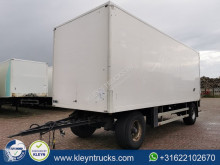 Box trailer truck MV200