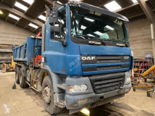 DAF 85.340 GRUE trailer truck used two-way side tipper
