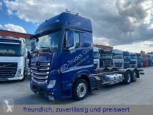 Mercedes exceptional transport tractor unit Actros * ACTROS 2551 * GIGA SPACE *RETARDER* 3X VORH.