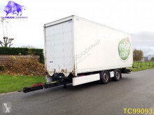 Aanhanger Krone Closed Box tweedehands bakwagen