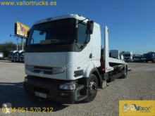 Renault Premium 420.19 trailer truck used car carrier