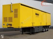 TA 12 Nieuwstaat!! Special Trailer, 2 assen gestuurd, steeringaxle, lenkachse autre remorque occasion