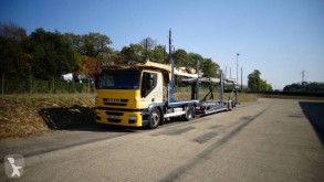 Iveco Stralis 440 S 45 trailer truck used car carrier