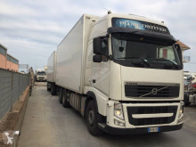 Volvo insulated trailer truck FH 500 Globetrotter