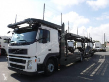 Volvo FM12 420 trailer truck used car carrier