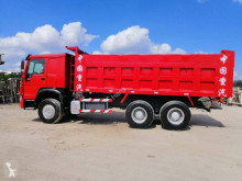 Huwer hook arm system trailer truck