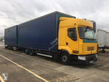 Camion remorque Renault Premium 430.26 rideaux coulissants (plsc) occasion