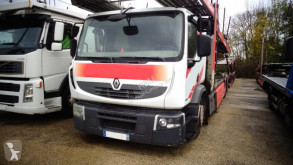 Renault Premium 410 DXI trailer truck used car carrier
