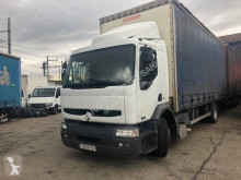 Renault trailer truck used tautliner