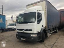 Camião reboque Renault cortinas deslizantes (plcd) usado